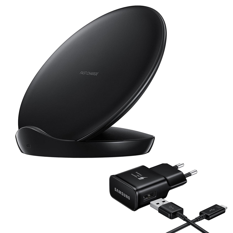 samsung ep n5100 original induktiv ladestation galaxy s8. Black Bedroom Furniture Sets. Home Design Ideas